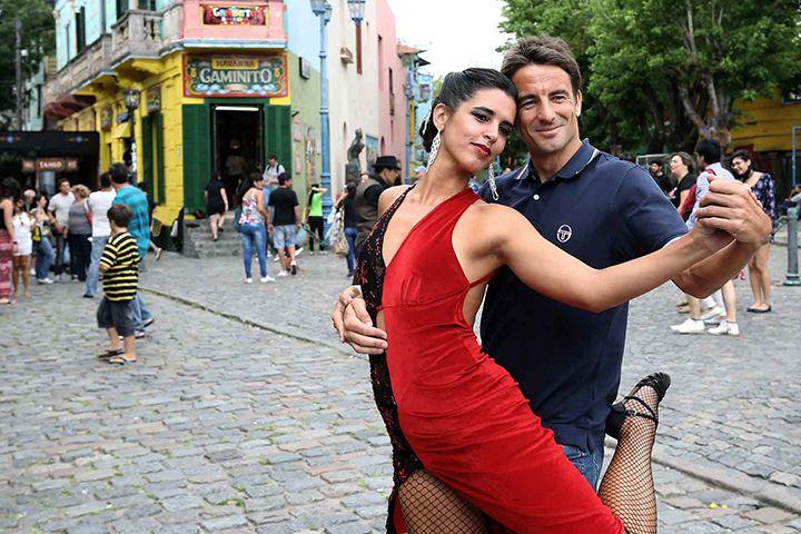 Буэнос-Айрес – город в ритме танго
