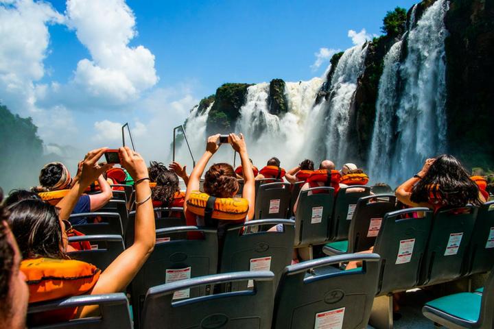 Водопады Игуасу – природное чудо света