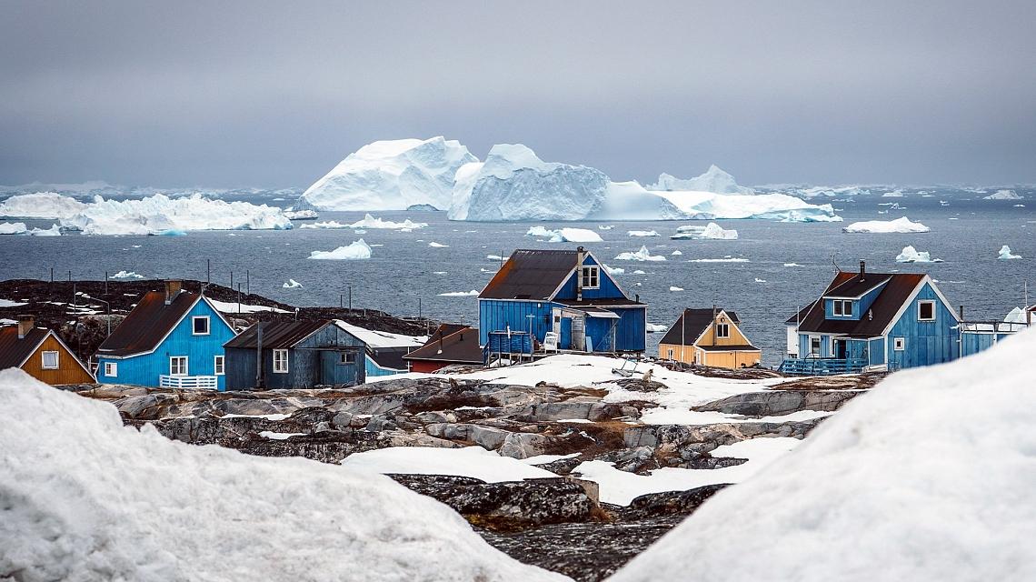 Западная Гренландия поселение